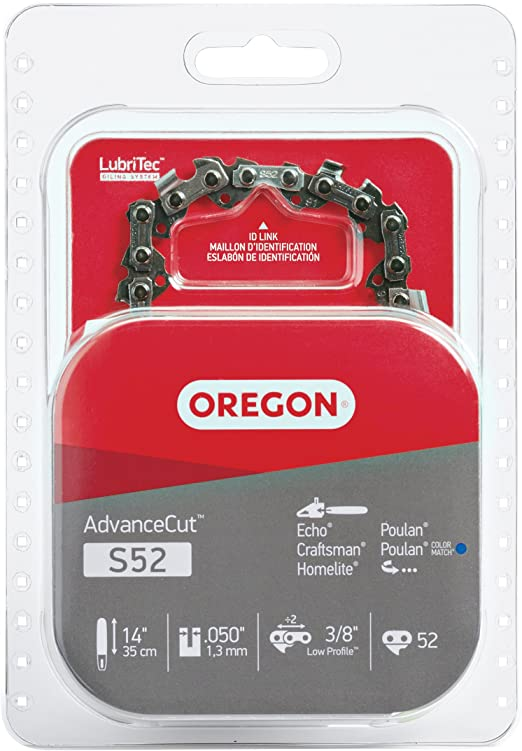 Oregon S52 AdvanceCut Chainsaw Chain