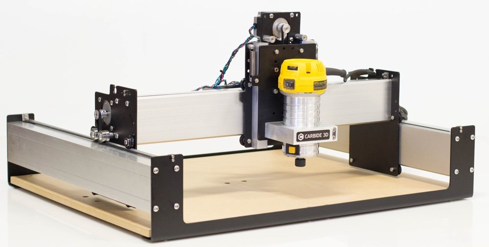 Beginner-Level CNC Router