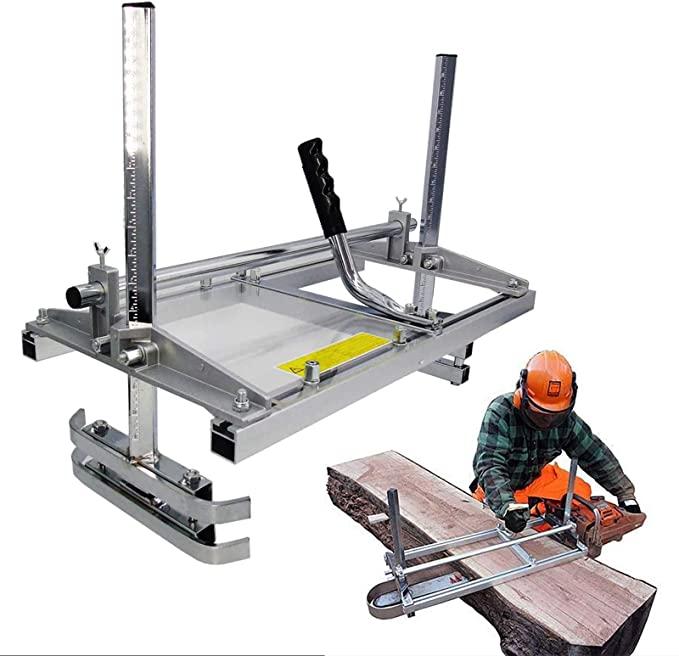 SurmountWay Portable Chainsaw Mill