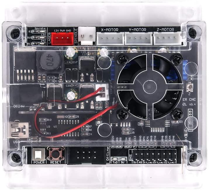 MYSWEETY CNC GRBL 3 Axis Control Board