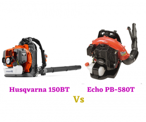 Husqvarna 150BT Vs Echo PB-580T Leaf Blowers