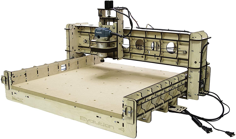 BobCNC E4 CNC Machine