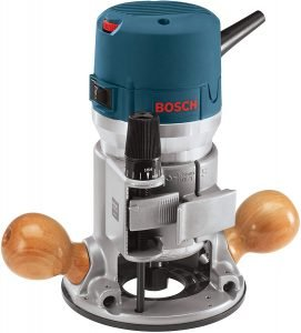 Bosch 1617EVSPK 2.25HP Plunge & Fixed-Base Router View 2