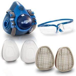 Breath Buddy Respirator Mask View 2