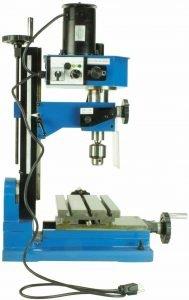 Erie Tools Mini Milling Machine View 3