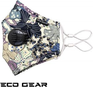 Face Mask Respirator by Eco-Gear vIEW 1