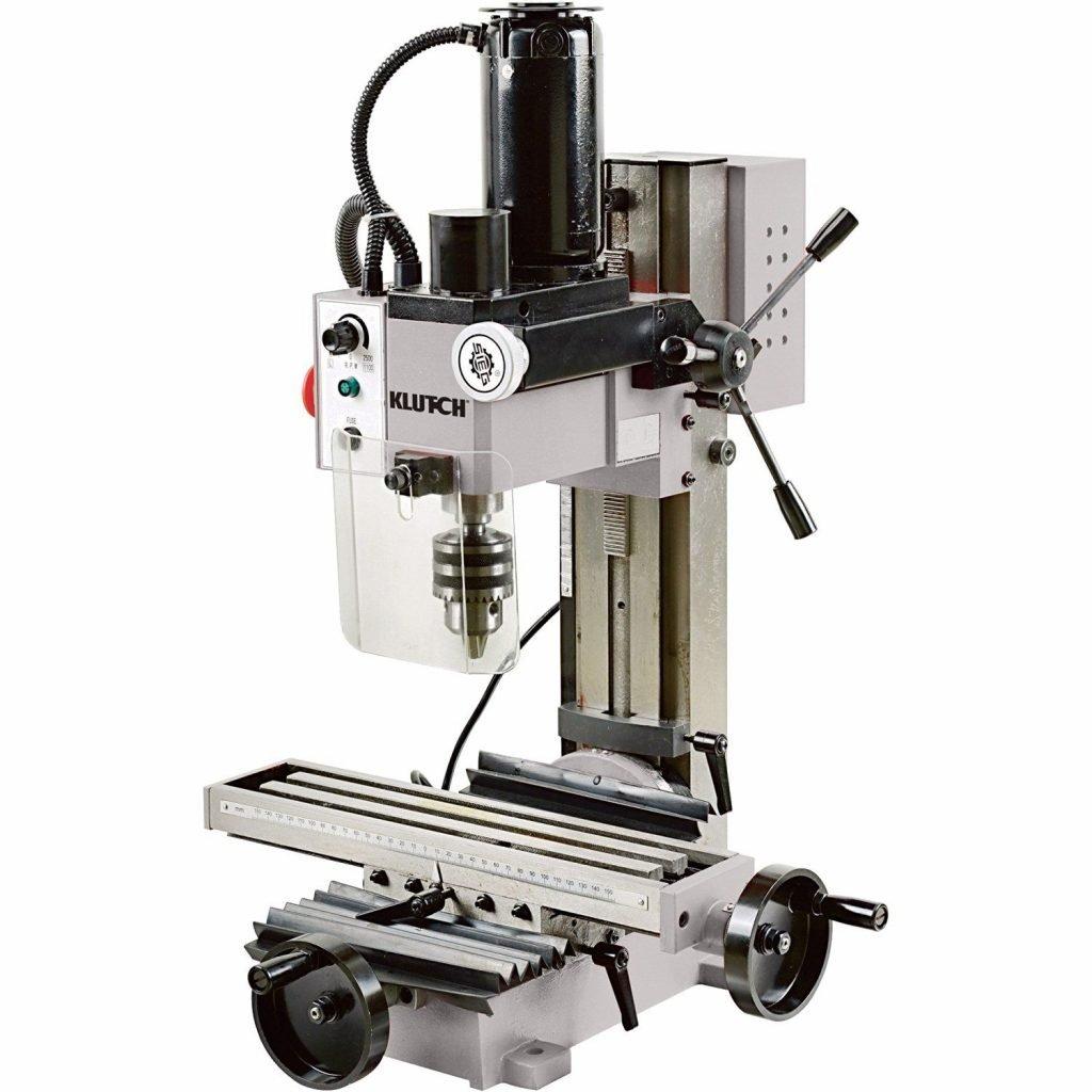 Klutch Mini Milling Machine view 3
