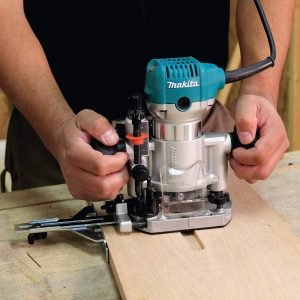 Makita RT0701CX3 Compact Router Kit View 2