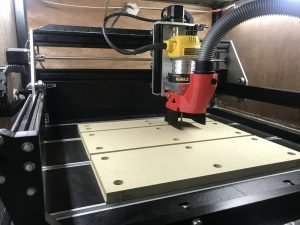 MillRight CNC Carve King View 3