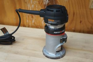 PORTER-CABLE 450PK Compact Router View 2