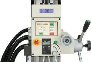 SHOP FOX M1111 Table top milling machine Vuew 1