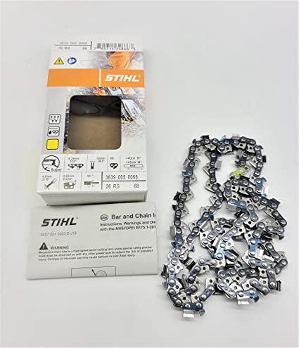 Stihl Chainsaw Chain 26RS68 vIEW 1