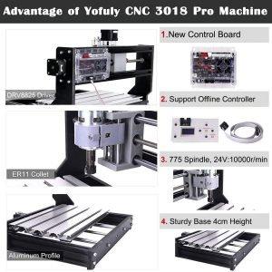 Yofuly CNC 3018 PRO VIEW 2