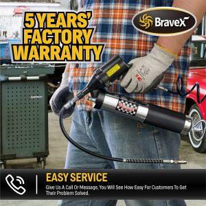 Bravex Grease Gun View 3