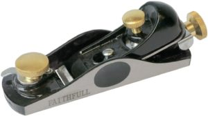 Faithfull No.60 1:2 Block Plane in a Wooden Box View 1