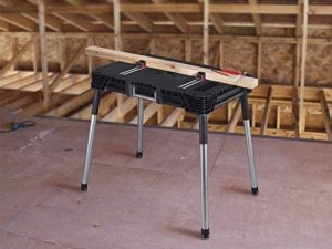 Keter Jobmade Portable Workbench View 3