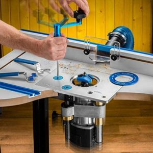 Rockler Pro Lift Router Lift (8-1:4'' x 11-3:4'' plate) View 2