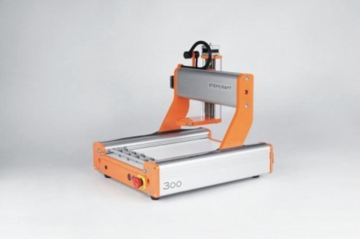 STEPCRAFT D.300 CNC Machine