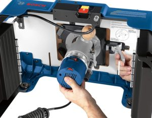 Bosch RA1141 Router Table View 2