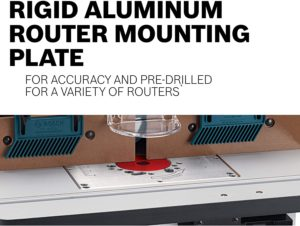 Bosch RA1171 Cabinet Style Router Table View 3