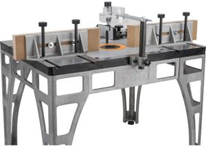 Rebel W2000 Router Table View 1