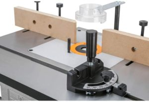 Rebel W2000 Router Table View 2