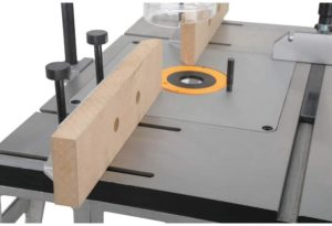Rebel W2000 Router Table View 3